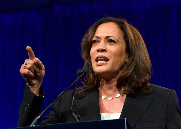 Kamala Harris on Marijuana Laws