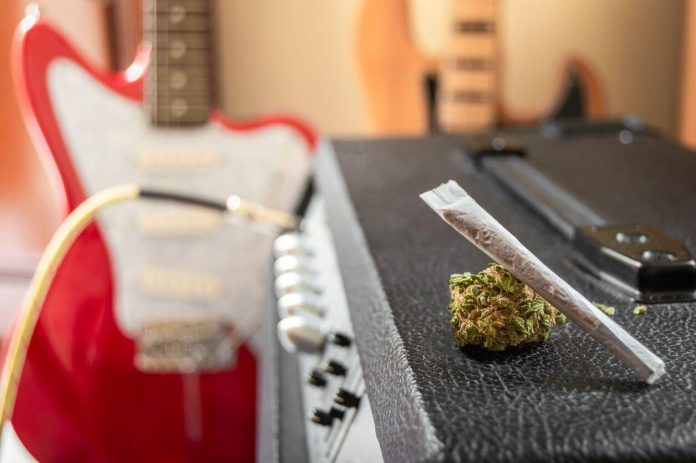 Relationship Between Marijuana and Music