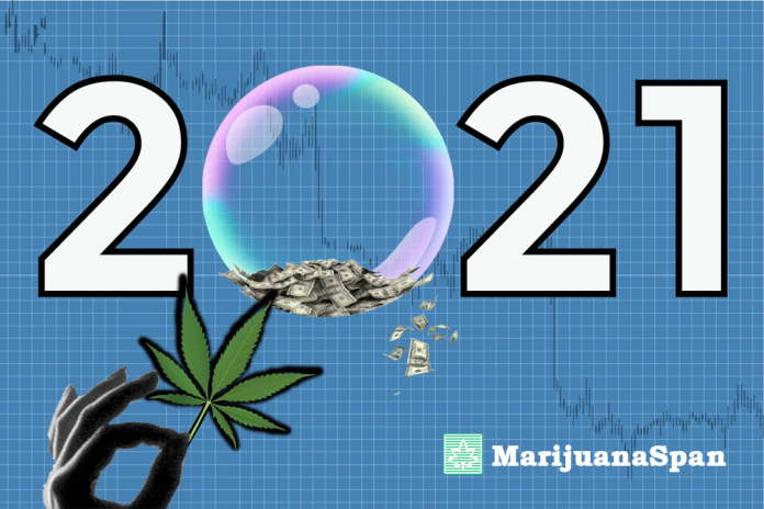 Cannabis Legalization in 2021