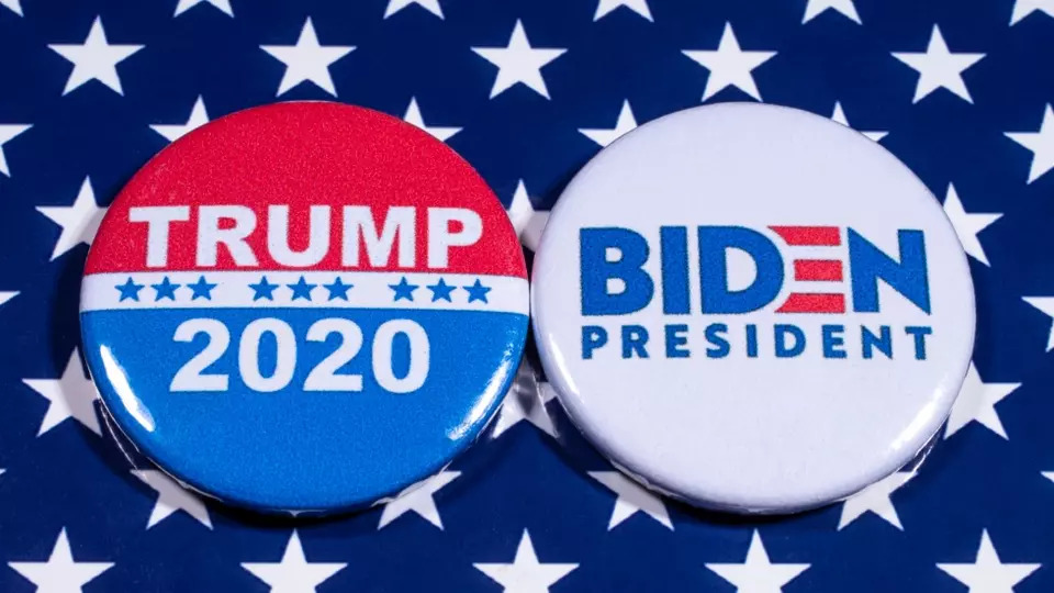 Biden Vs. Trump On Candidate For Federal Cannabis Reforms
