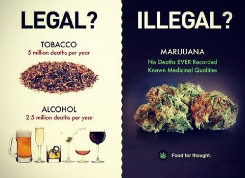 Is Weed Legal?