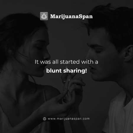 Be the first to share a blunt.