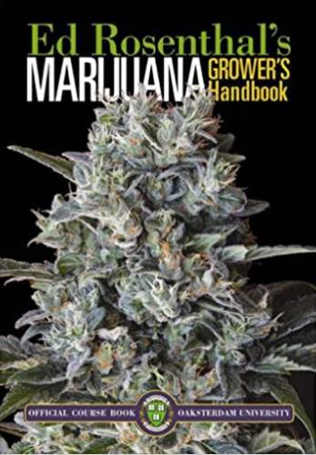 Marijuana Grower's Handbook - ED Rosenthal Book