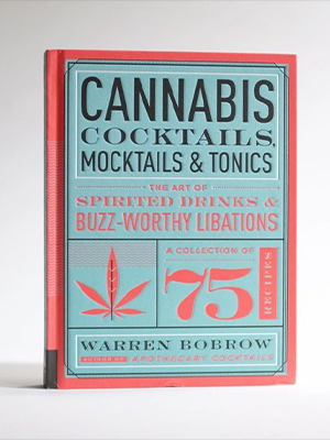 Cannabis Cocktails, Mocktails, and Tonics