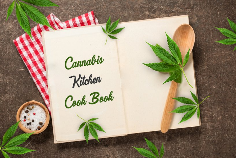 7 Best Cannabis Cookbook by Marijuana Span