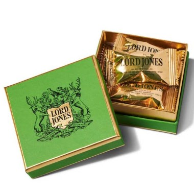 Lord Jones CBD chocolate