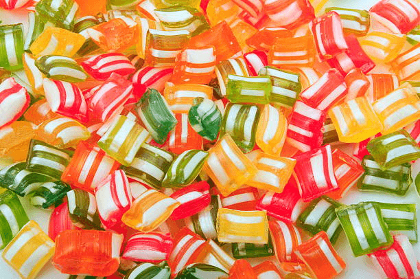 What are cannabis hard candies?